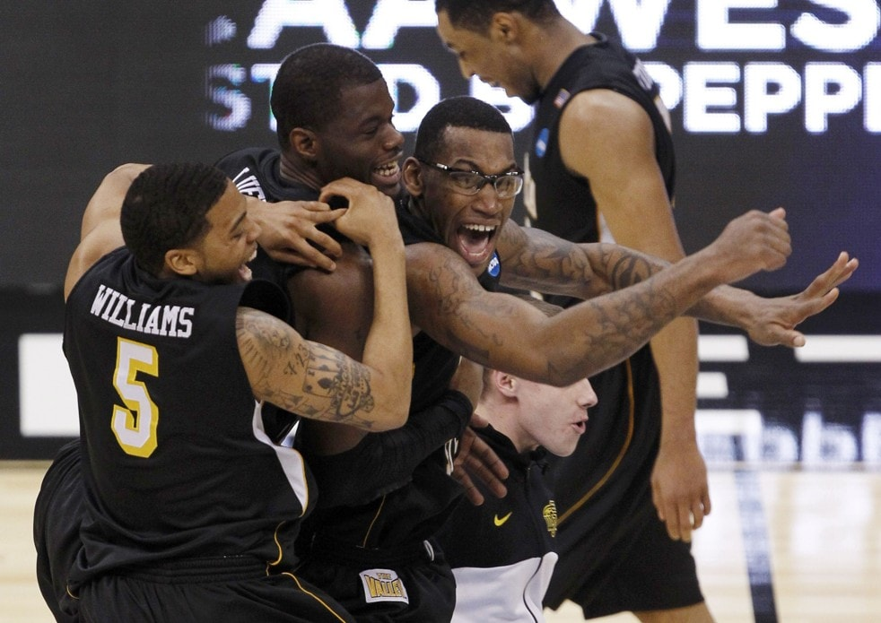 Image result for 2013 wichita state basketball