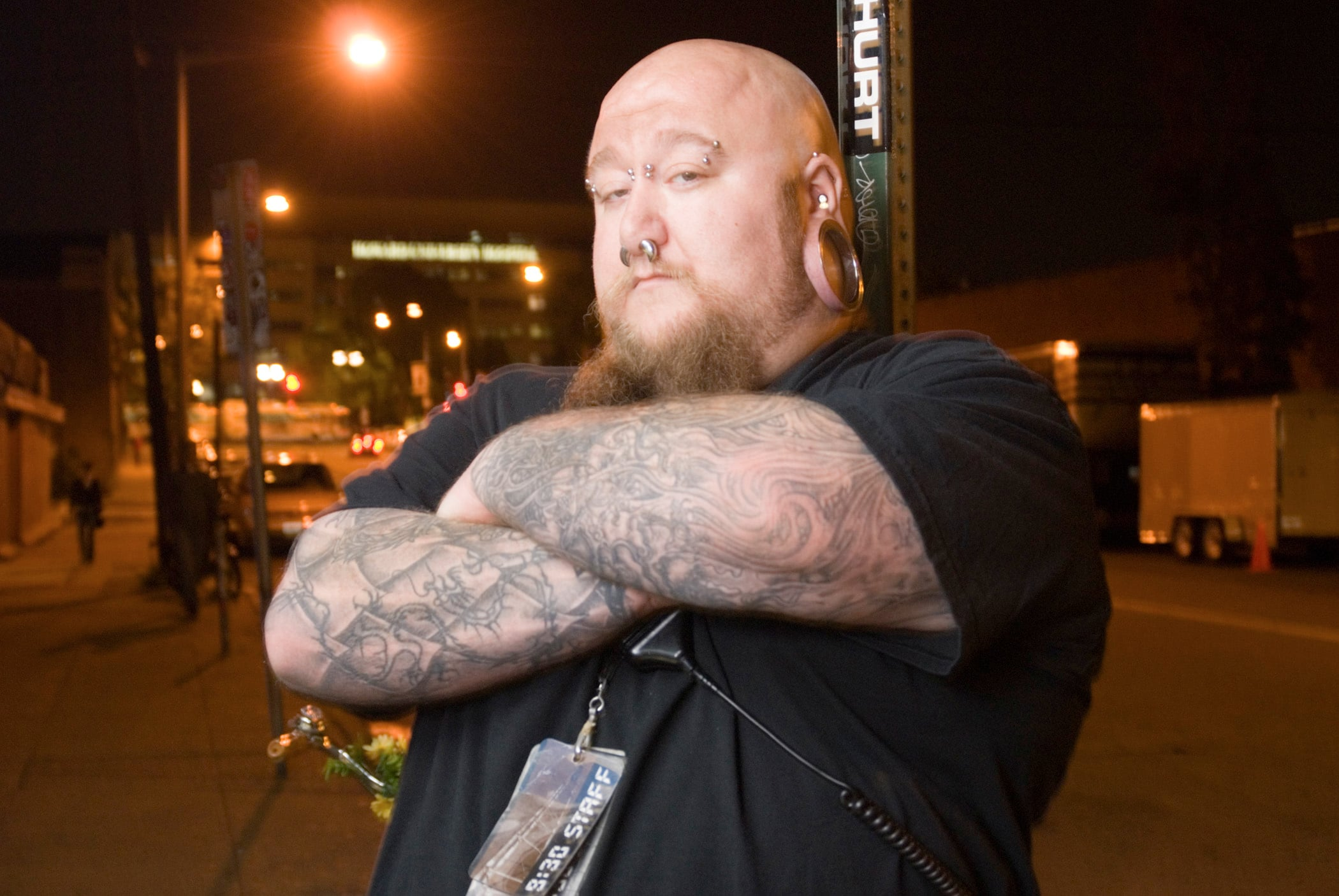 The face of the 9:30 Club, Josh Burdette, has died. (Sora Devore/For The Washington Post)