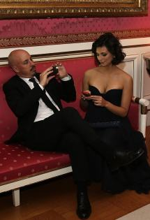 Love . Morena Baccarin And Austin Chick Expecting