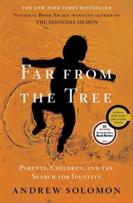 Andrew Solomon won the Lukas Book Prize for Far from the Tree - peoplewhowrite