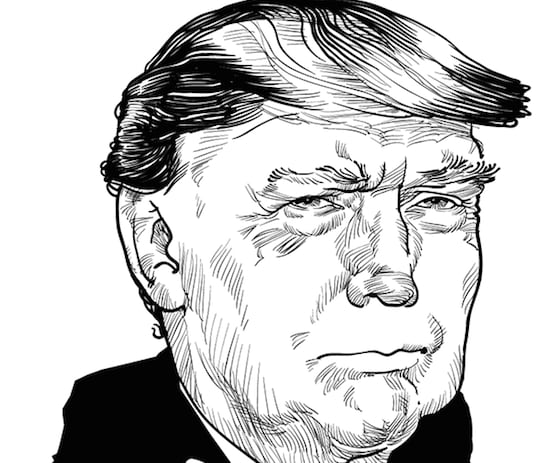 6 of Donald Trump's biggest campaign-trail flip-flops