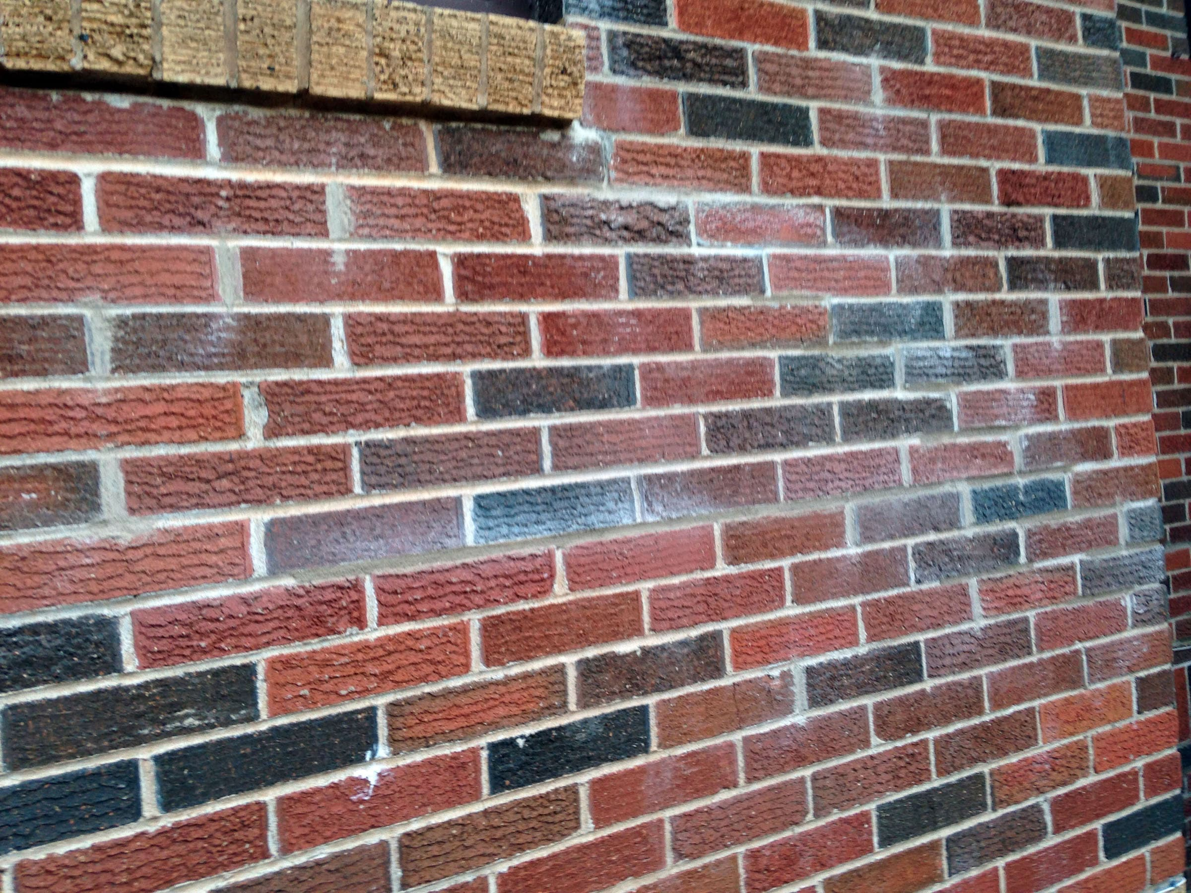 How To Clean Up Mortar Stains On Brick