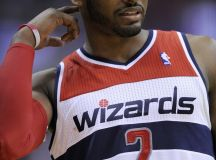 Wizards' John Wall on pressure following new deal: 'It's ...