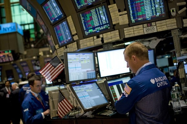 When markets want instant information, they're willing to pay.  (Scott Eells/BLOOMBERG)