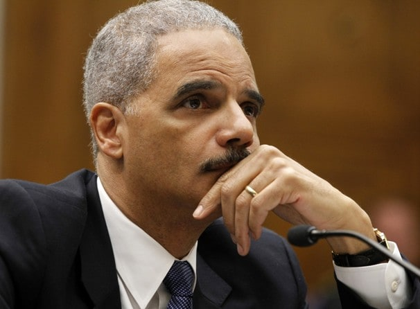 Eric Holder (AP Photo)