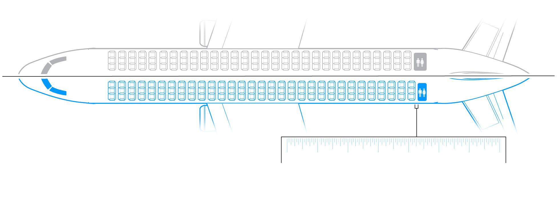 older standard bathroom and seating [ 1960 x 726 Pixel ]