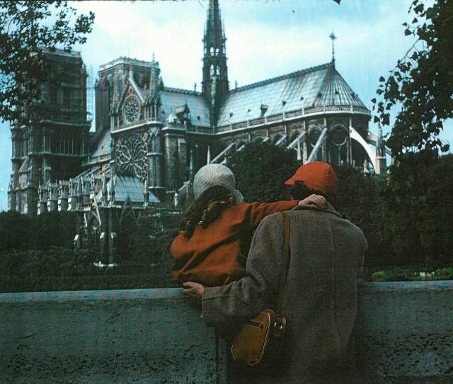 From 1954 55 My Dad Who Was In The Navy Was Assigned To The American Embassy And We Lived In Paris For A Year He Loved Taking Photos And Took Many Of