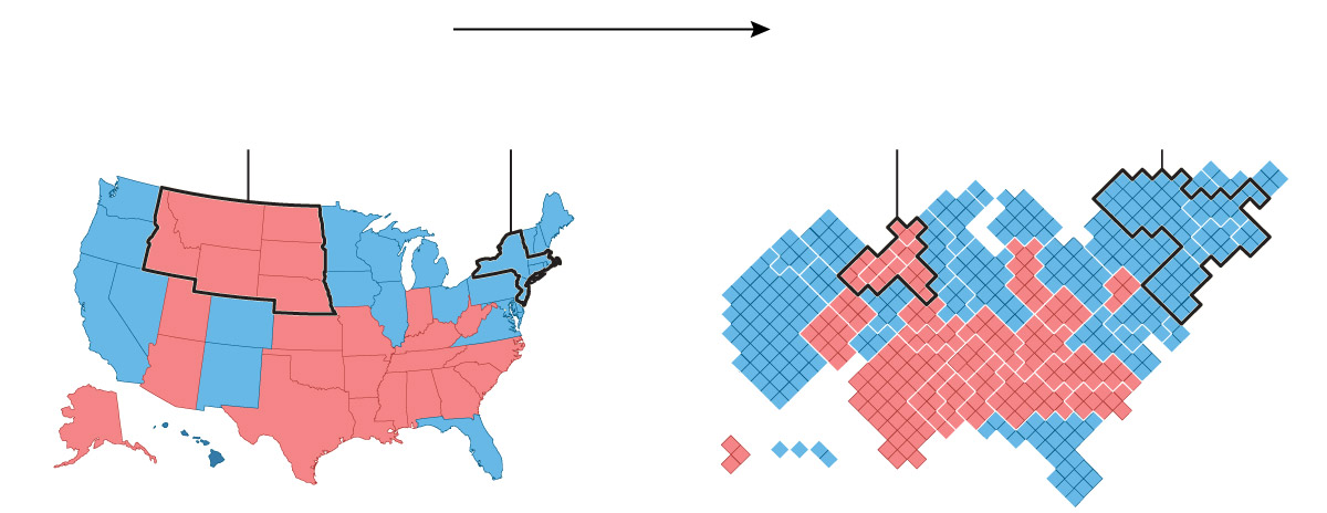 Election maps are telling you big lies about small things