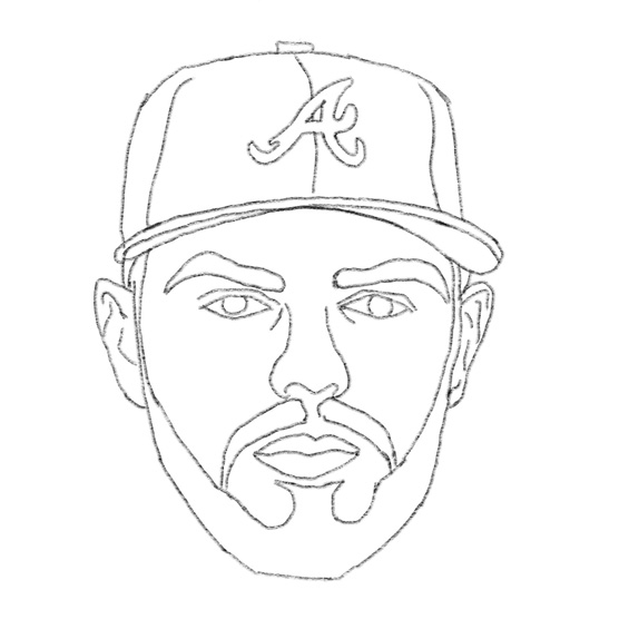 We made an MLB coloring book with every team's biggest