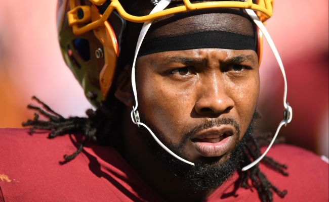 Josh Norman Needs A Fight To Be His Best The Redskins