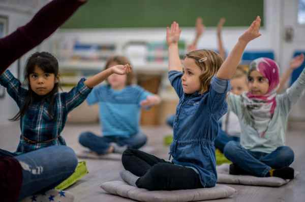 Schools Teaching Kids Empathy And -control