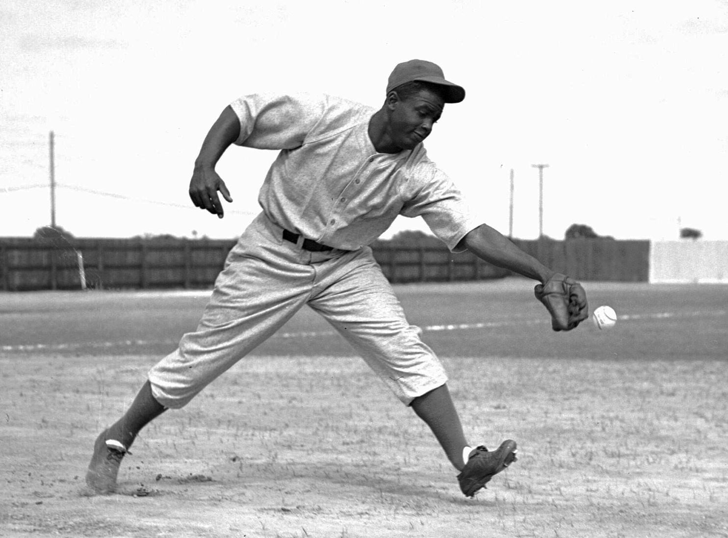 Jackie Robinson Known For Breaking Baseball S Color