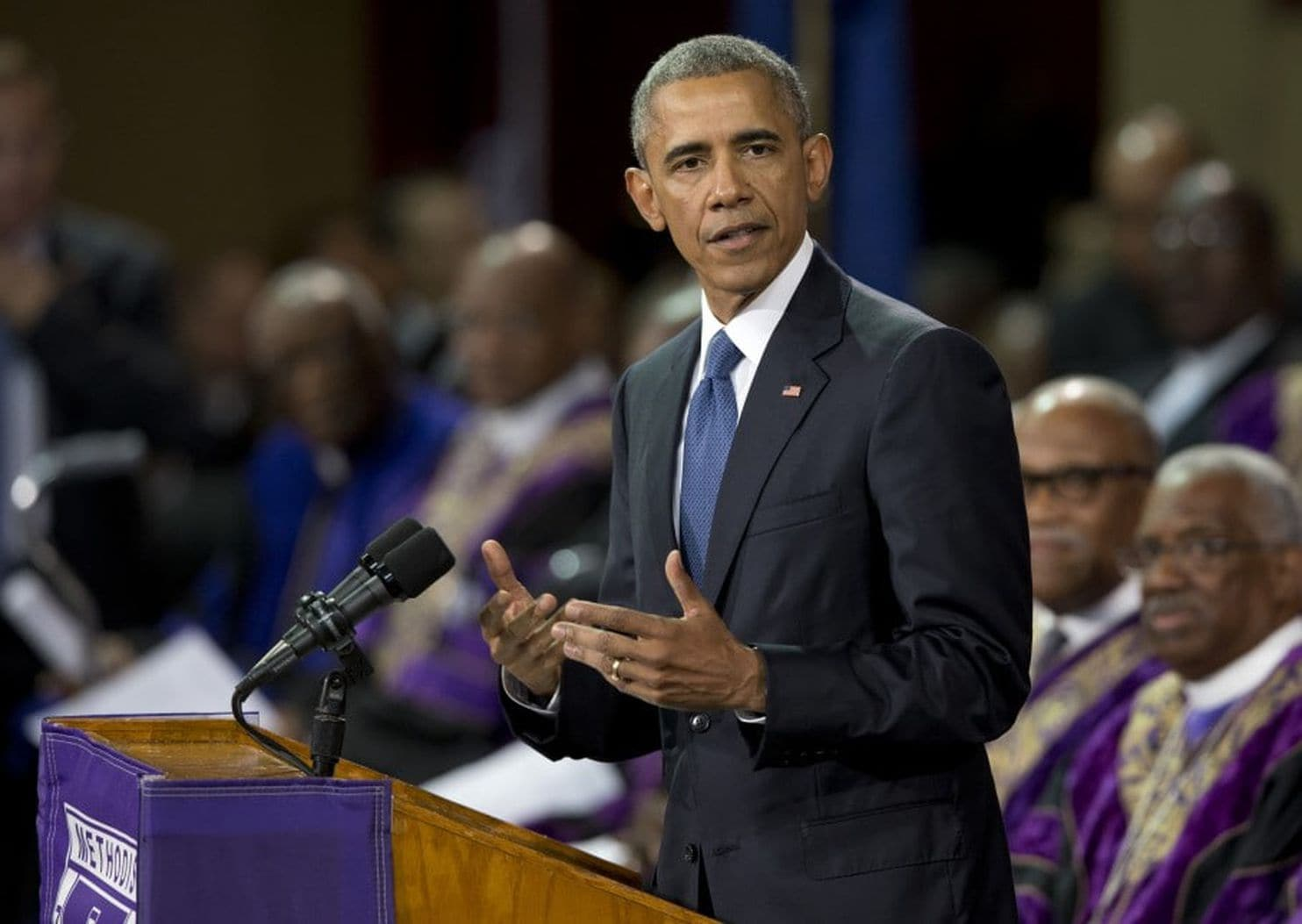 Which Barack Obama Speech Is The One For The History Books