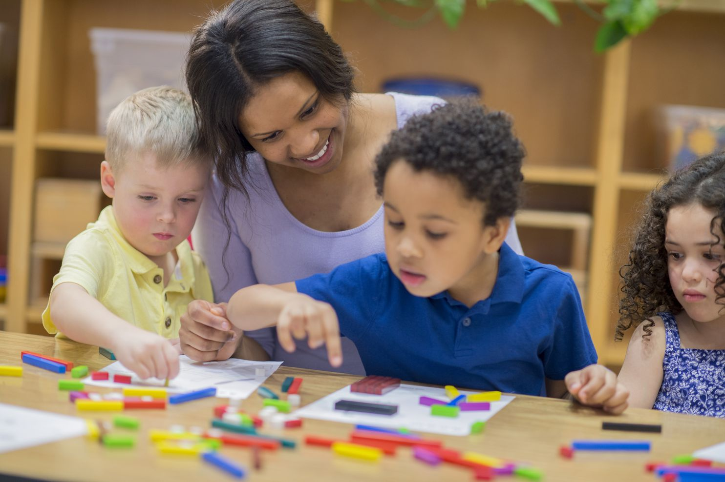 Kindergarten Teacher Why Our Youngest Learners Are