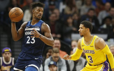 B6ERJZW5RMI6RC5MX7QB7TODUY - Jimmy Butler gets his wish with reported trade to 76ers