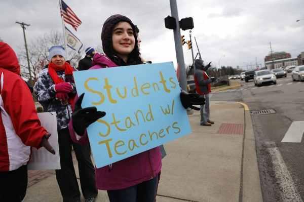 Striking West Virginia Teachers Salaries Compare With