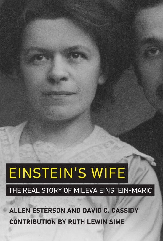 einstein s first wife