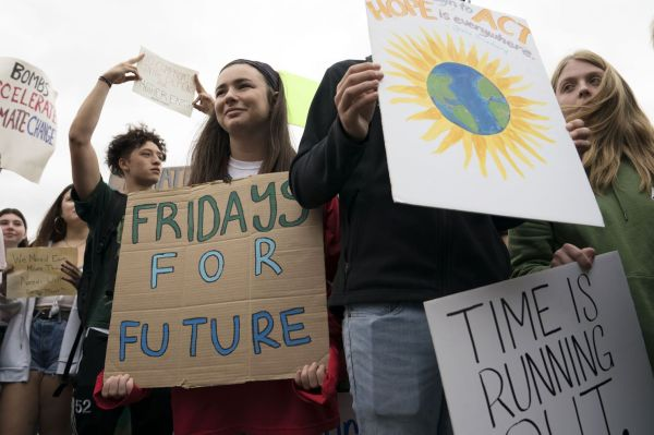 ?The dominant theological issue?: Environmentalist Bill McKibben wants your pastor at the global climate strike