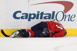 Image result for tj oshie concussion