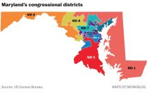 Maryland Democrats Pulled Aggressive