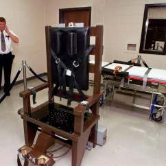 Death By Electric Chair Video Kore Wobble Let S Rock The Last Words Of A Double Murderer Who Chose Over Lethal Injection Washington Post