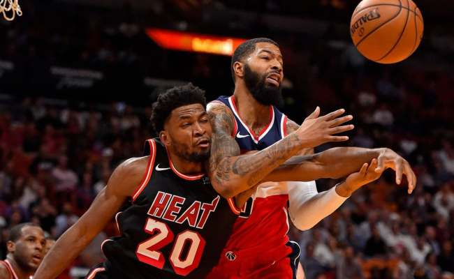 Wizards Markieff Morris Receives First Ejection Of Season