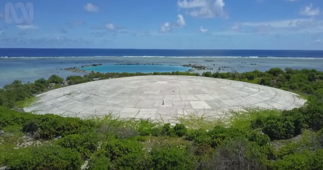 marshall islands nuclear coffin