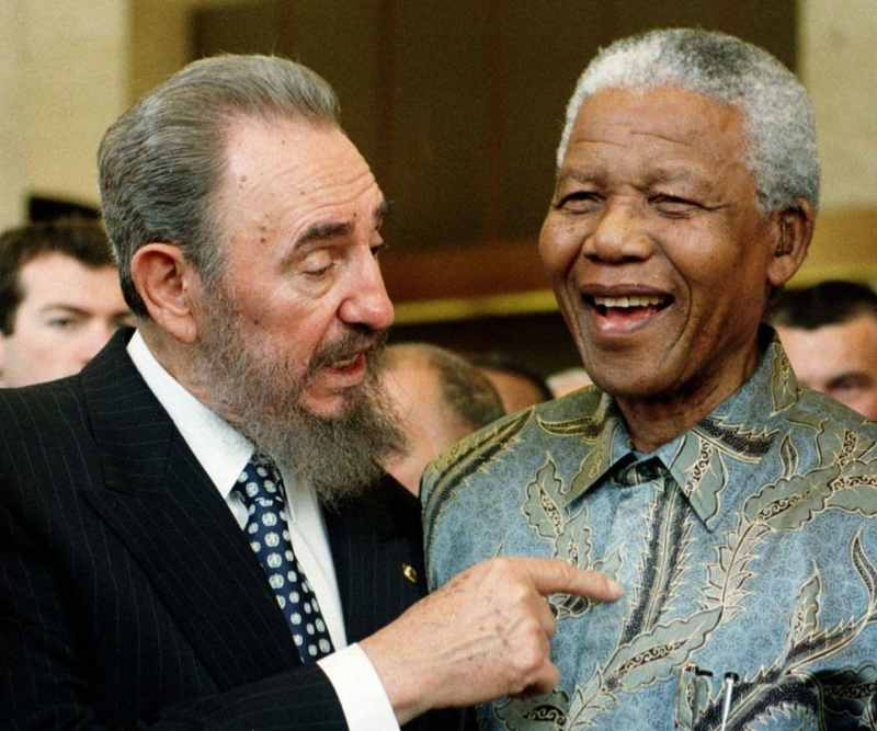 Fidel Castro, African hero - The Washington Post