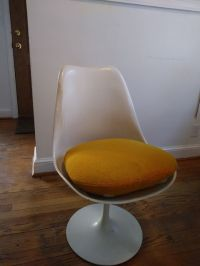 How to repaint a classic fiberglass mid-century chair ...