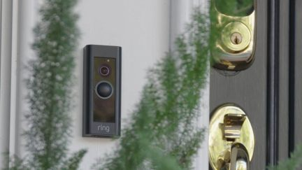 Image result for Doorbell-camera firm Ring has partnered with 400 police forces, extending surveillance reach