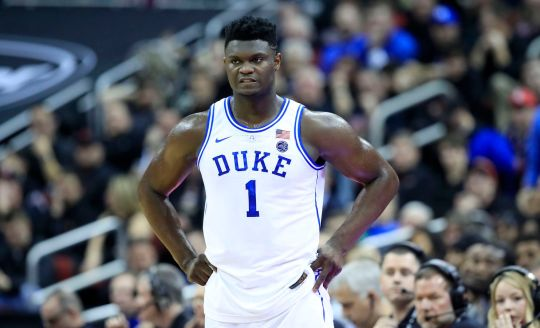 Image result for images zion williamson