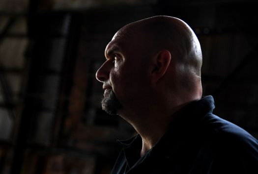 The ballad of Big John Fetterman: Democrats yearned for a ...