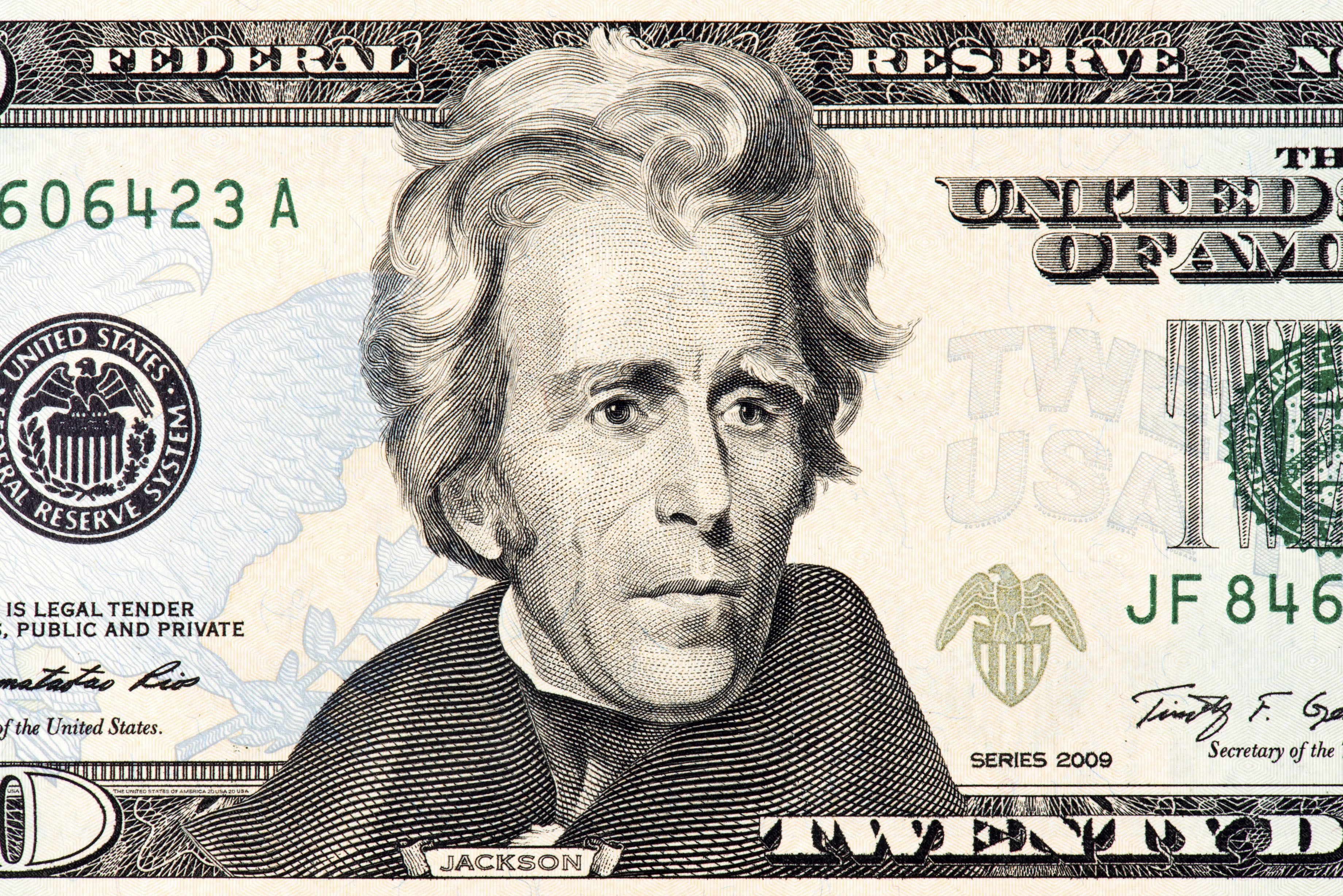 Presidents On Dollar Bills Who Owned Slaves