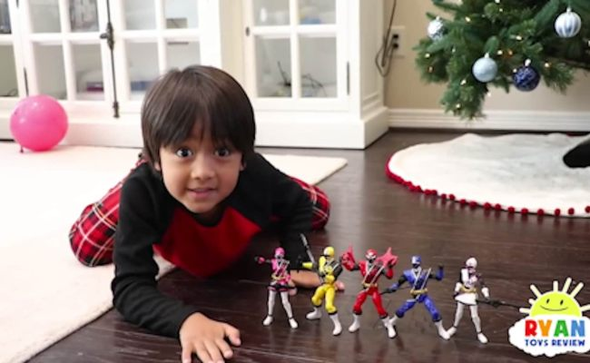 6 Year Old Made 11 Million In One Year Reviewing Toys On