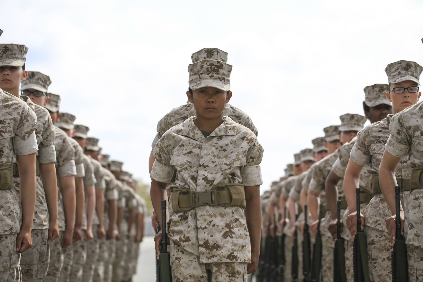 Marine Corps Takes New Step To Separate Troops Caught
