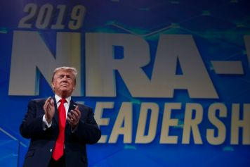 Image result for trump nra