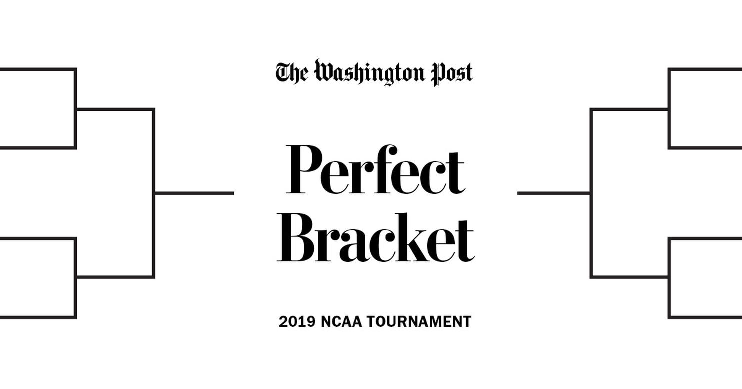 2019 NCAA tournament: The perfect bracket to win your