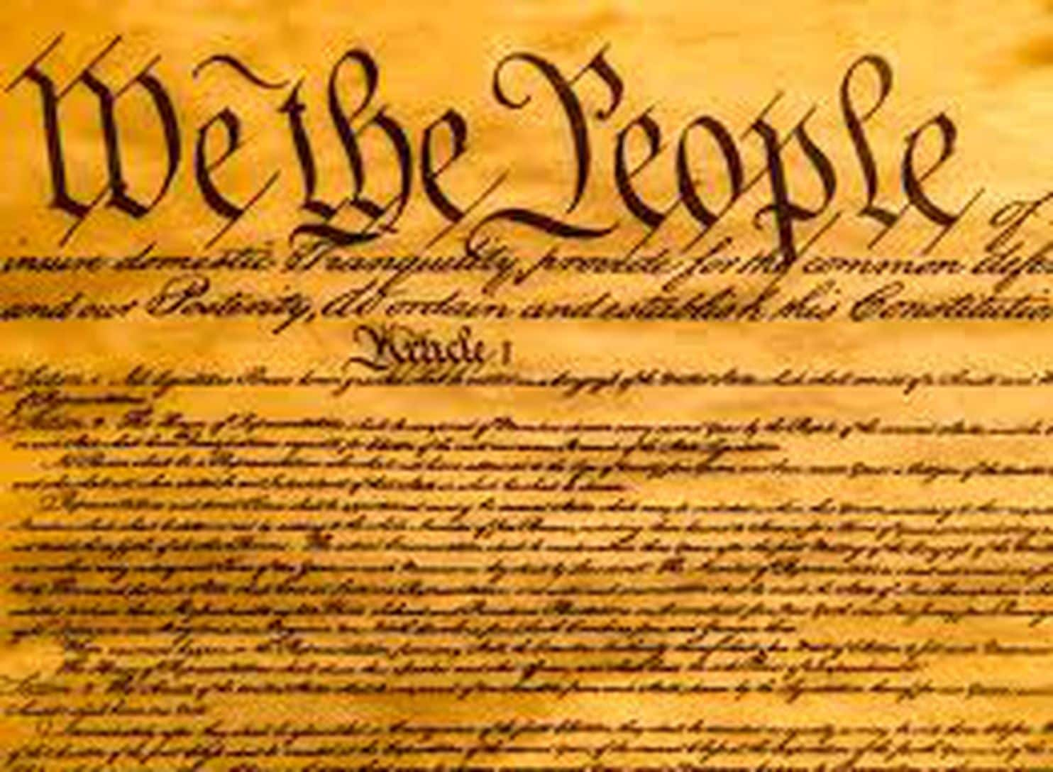 Public Ignorance About The Constitution