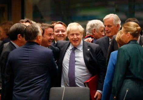 Image result for UK is going to leave the EU by Oct. 31 - Minister