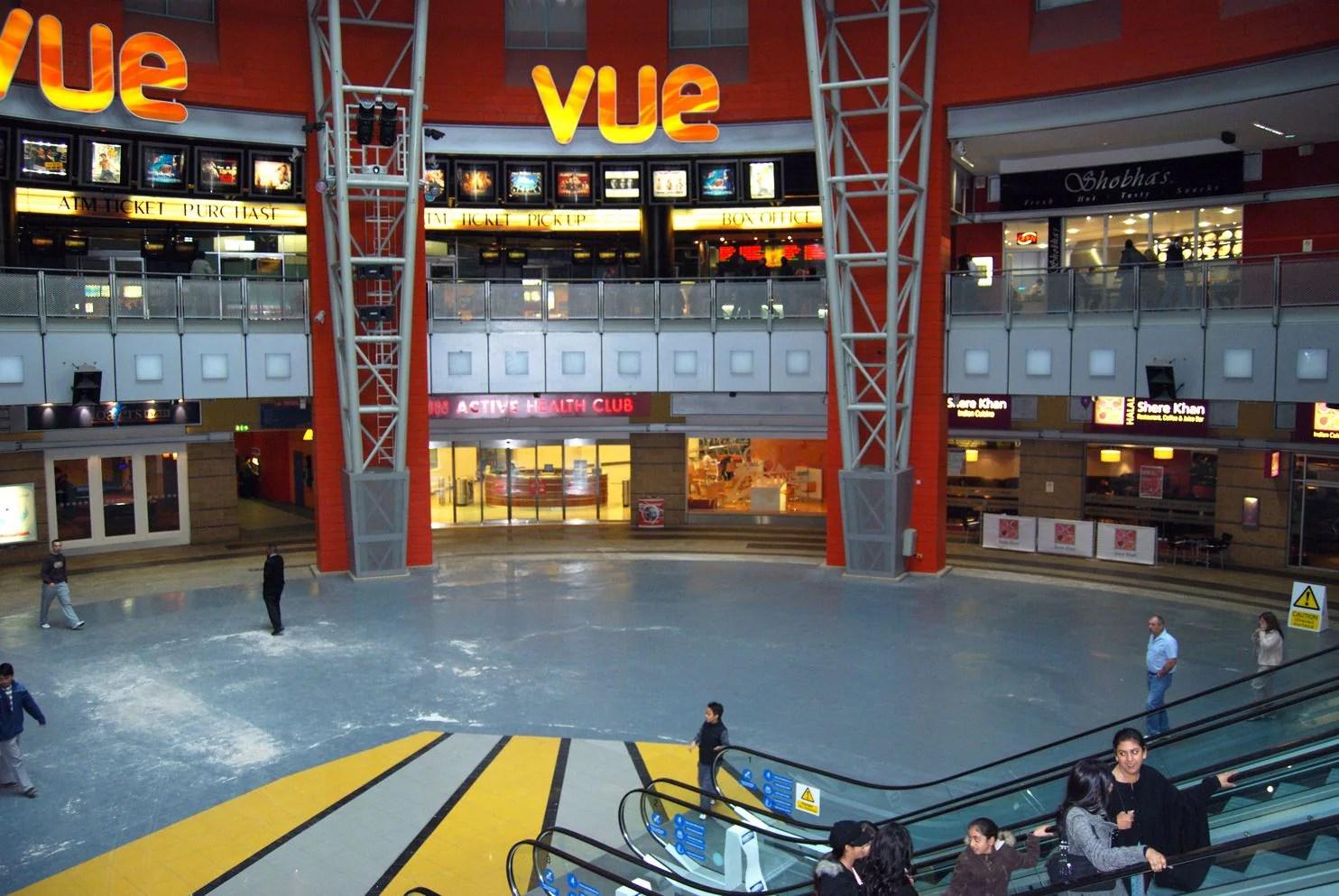 Cinema seat death Man dies after getting head stuck in