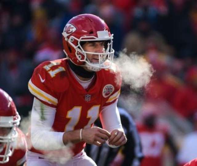 Could Alex Smith Be A Solid Replacement For Kirk Cousins In Washington Reed Hoffmann Ap