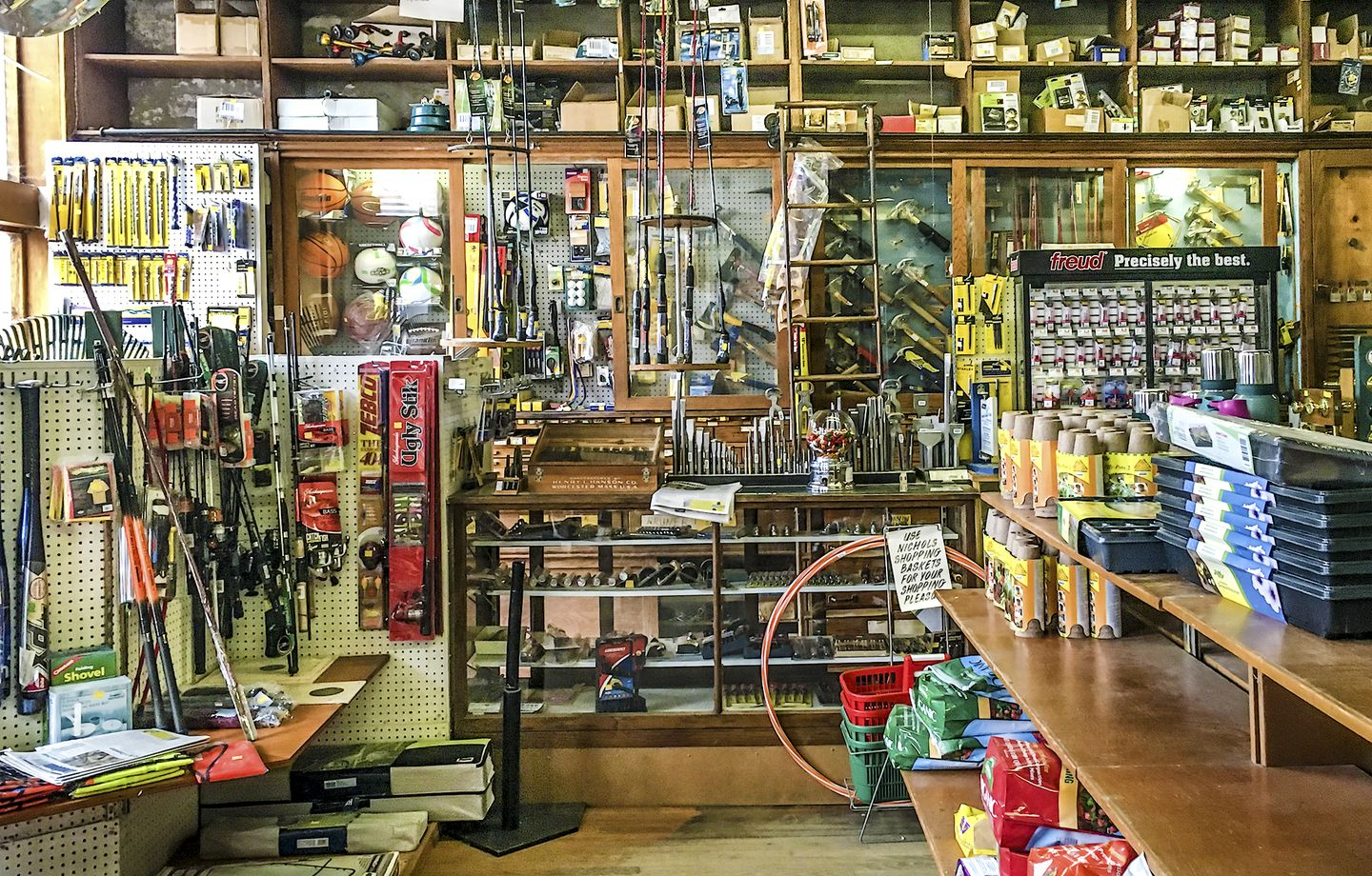 Virginia Hardware Store At Center Of Boy Scout Controversy