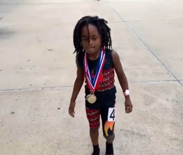 The Next Usain Bolt Meet The  Year Old Sprinter Who Might Be The Fastest Kid Youve Ever Seen