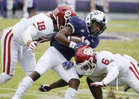 7TU5YCWUWQI6RJG3DBBRDUTRFE - College football winners and losers: Sooners defense, better late