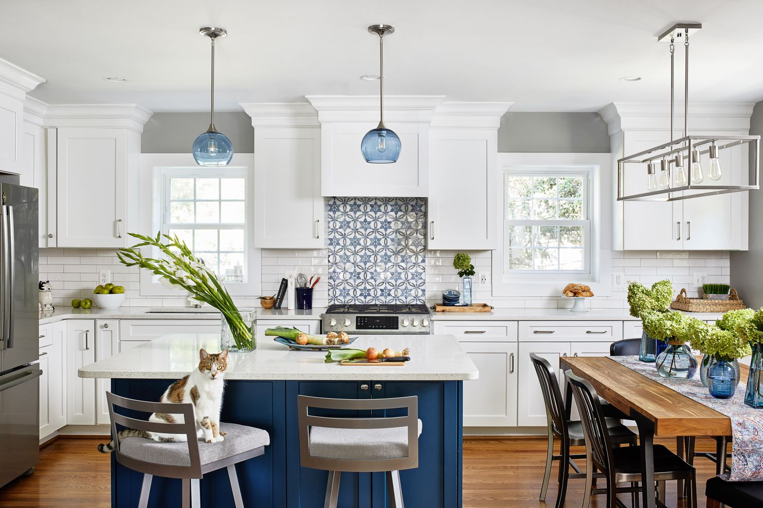 A Closer Look At Kitchen Design Trends For 2020 The Washington Post