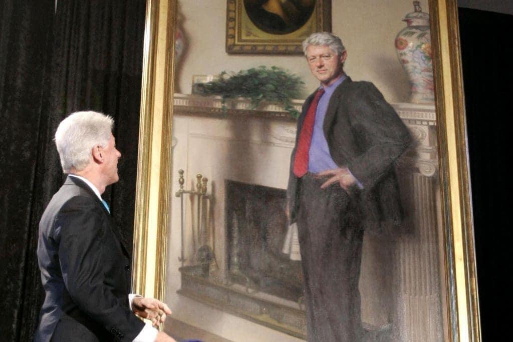 the obamas portraits aren