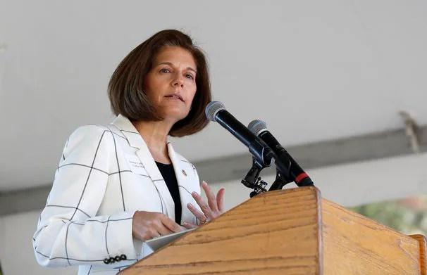 Nevada Sen. Cortez Masto removes herself as a candidate for Biden's vice president