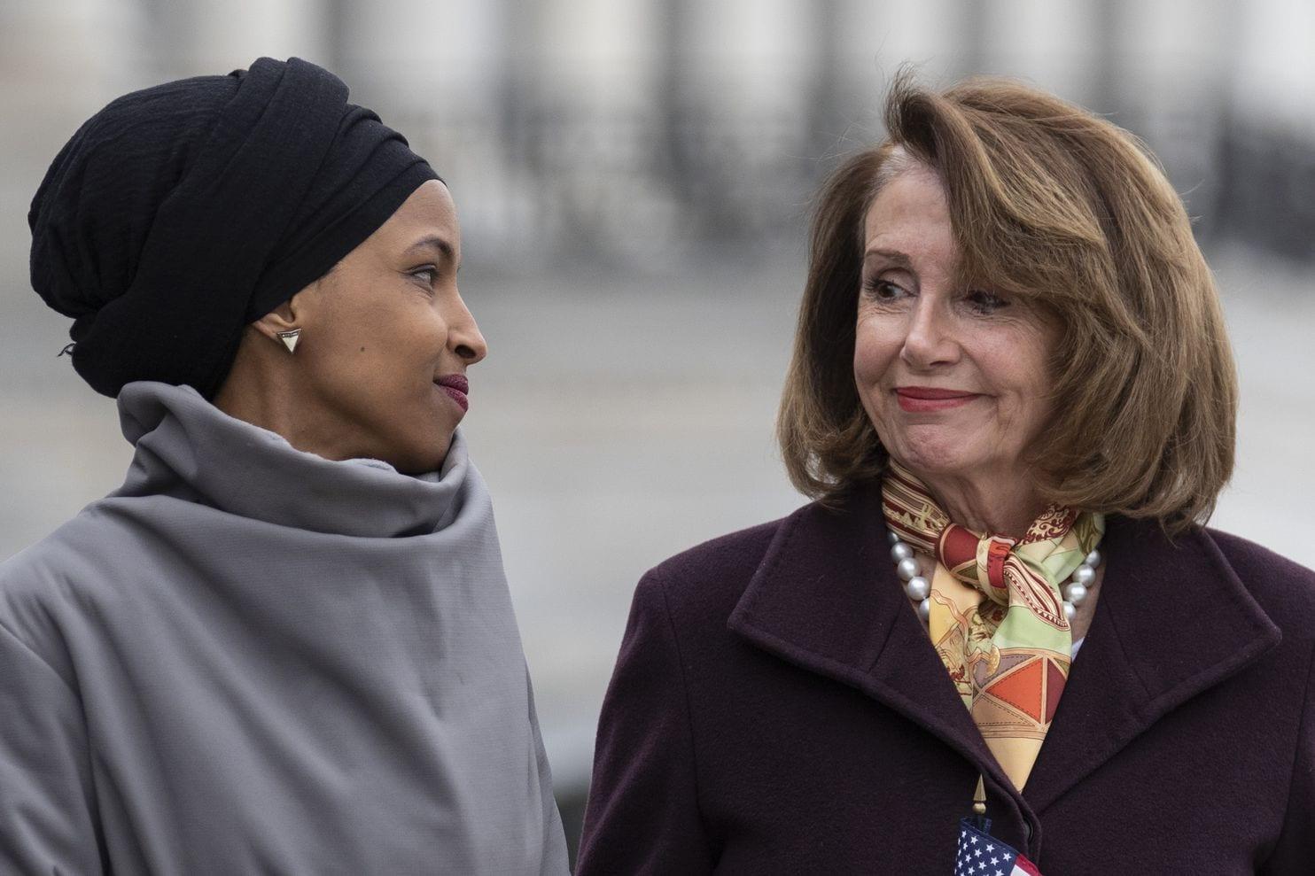 The Ilhan Omar flap reveals Democrats great burden  The