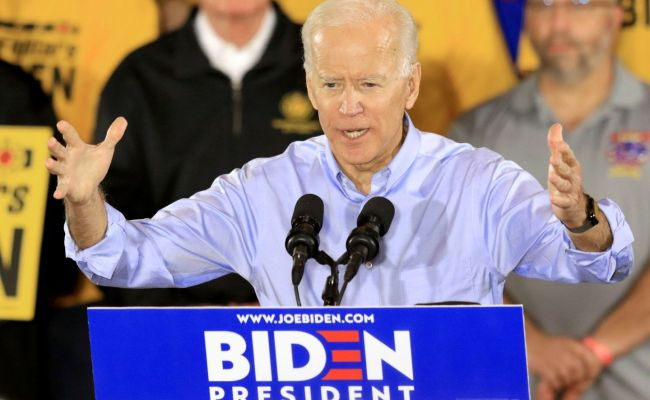 Why Joe Biden Went To Pennsylvania First The Washington Post