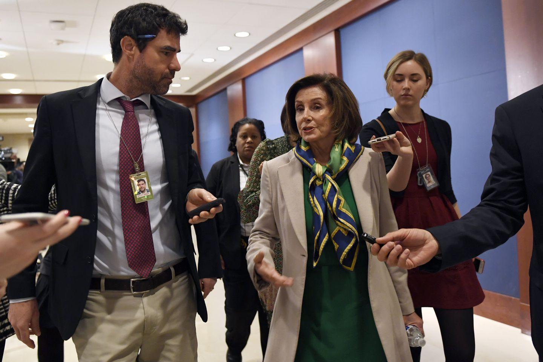 House will vote Friday on coronavirus relief bill, Pelosi says ...